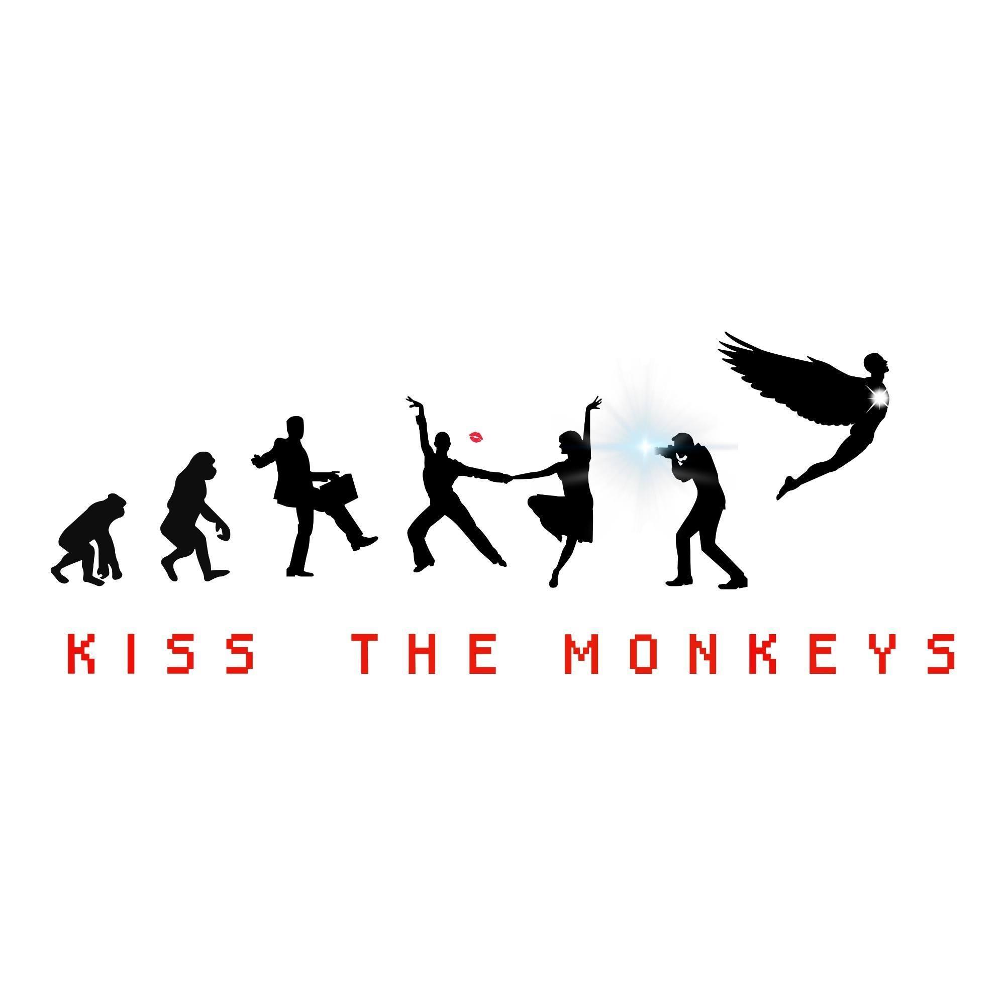Kiss The Monkeys Logo