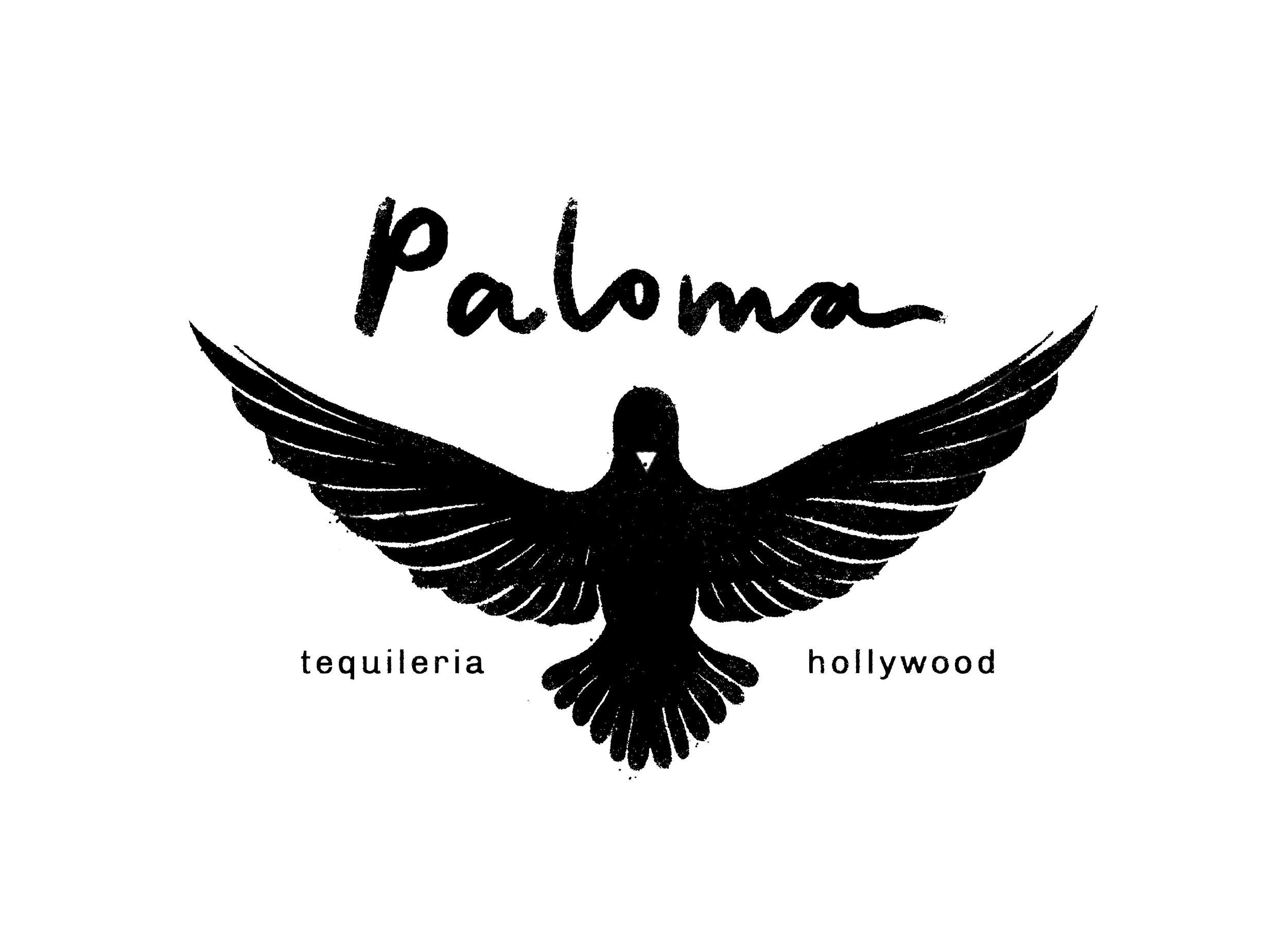 Paloma Hollywood Logo
