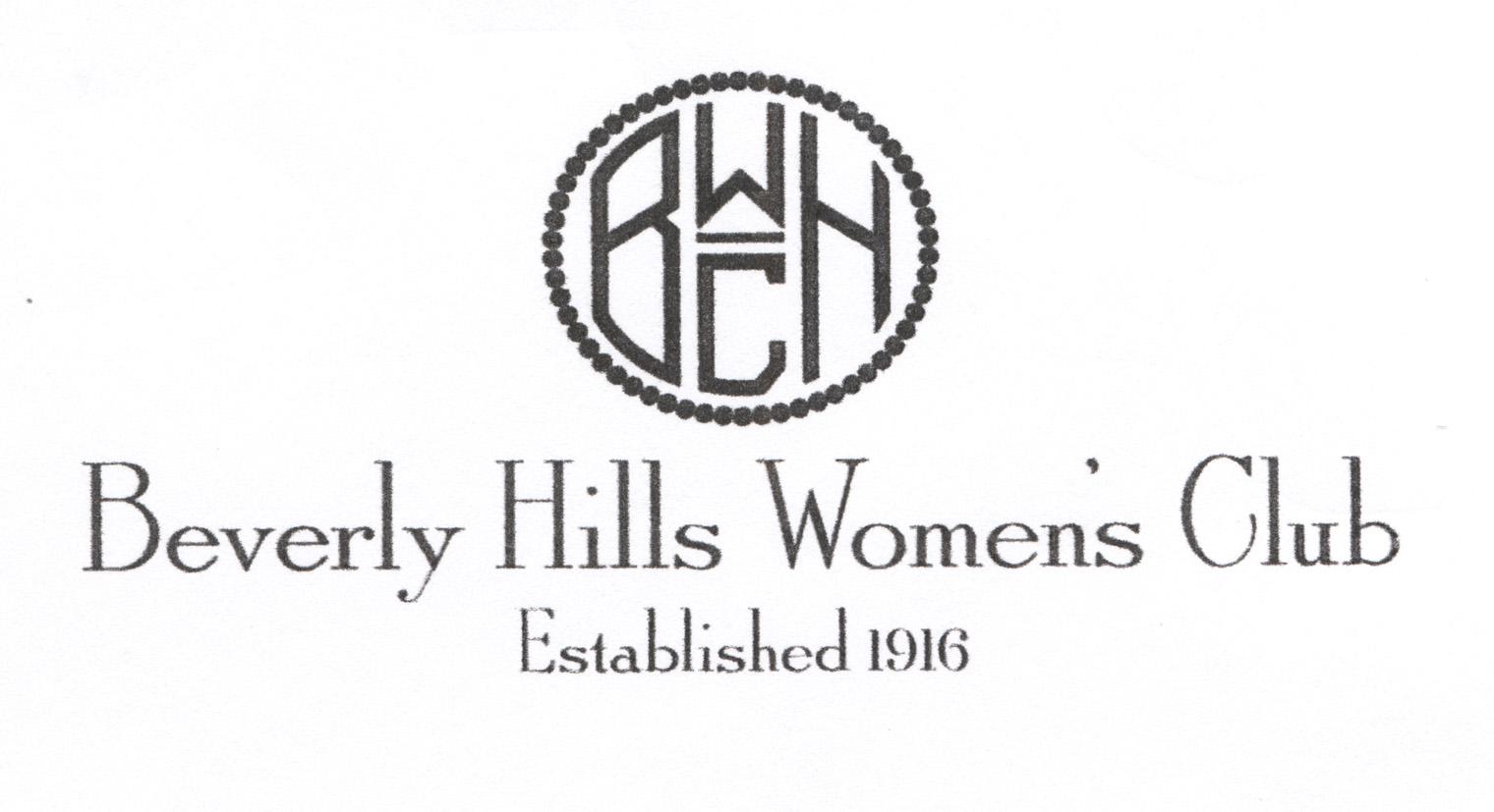 Beverly Hills Women's Club Logo