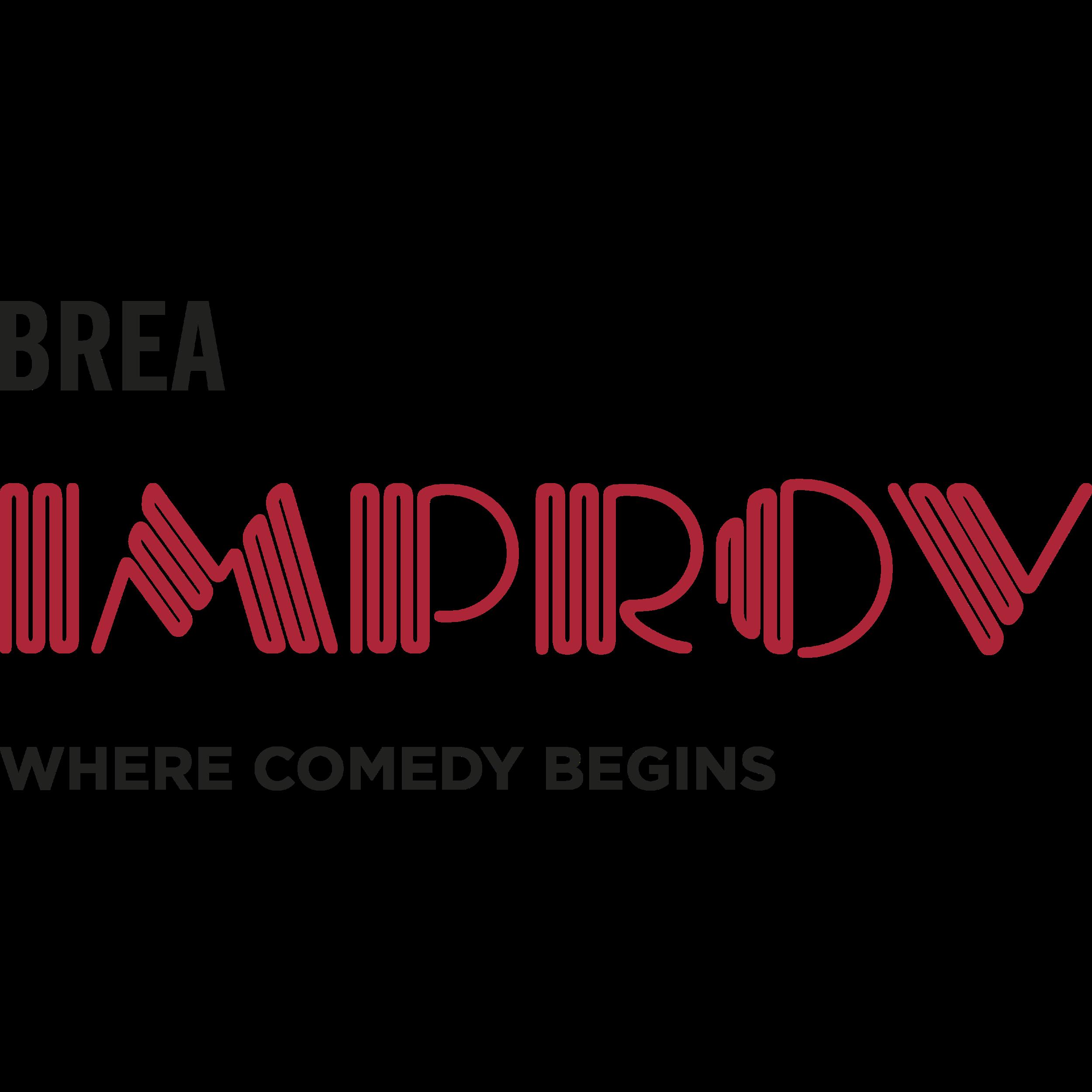 Brea Improv Logo