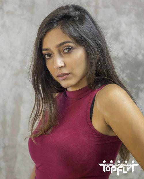 Actress & Model Rawan Mah