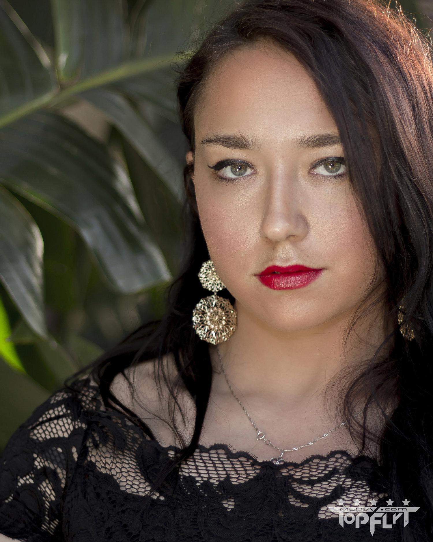 Krystal - Model & Actress - Headshots
