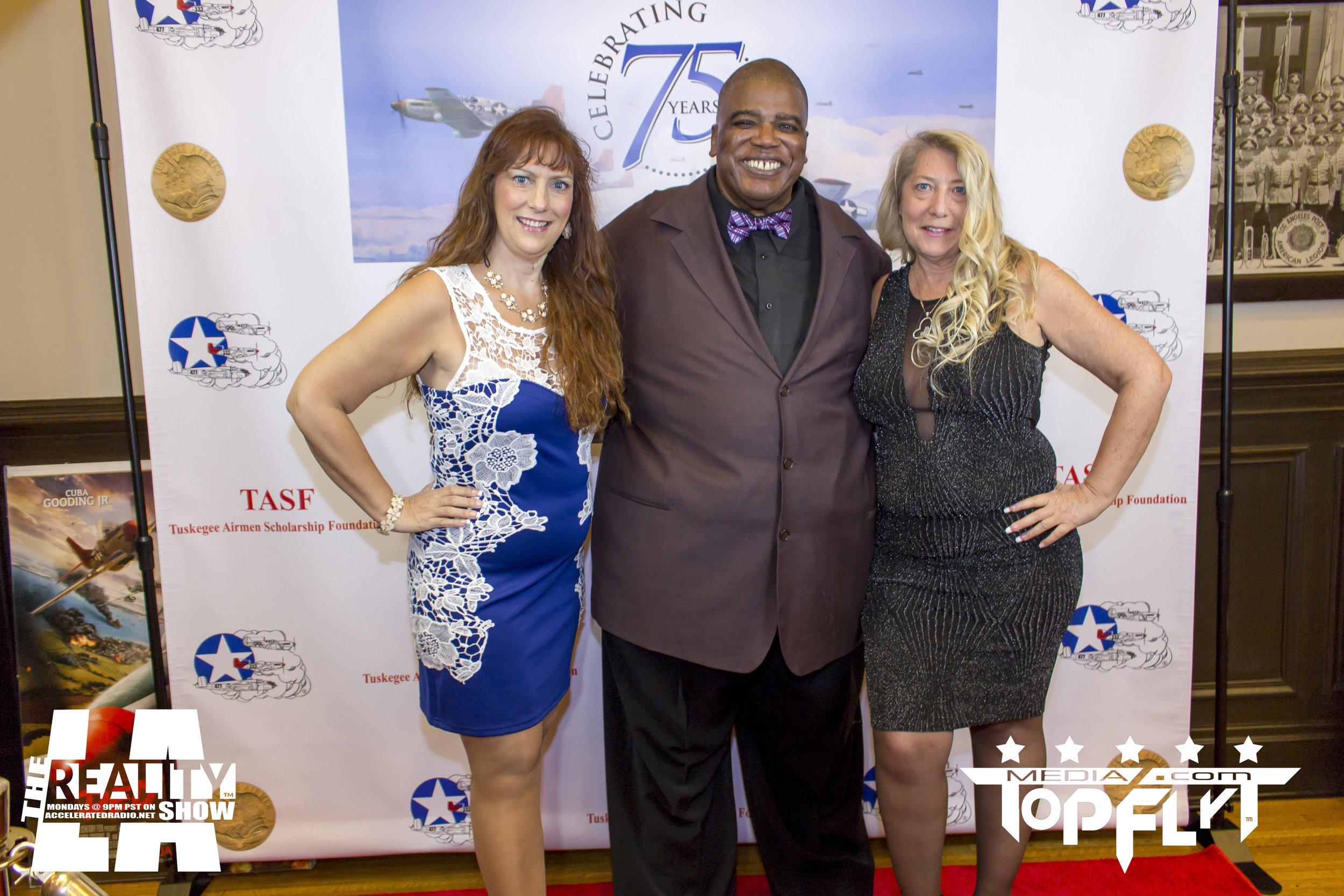 Limuel Flowers with Rachel Rosenfeld & Danielle Joyce