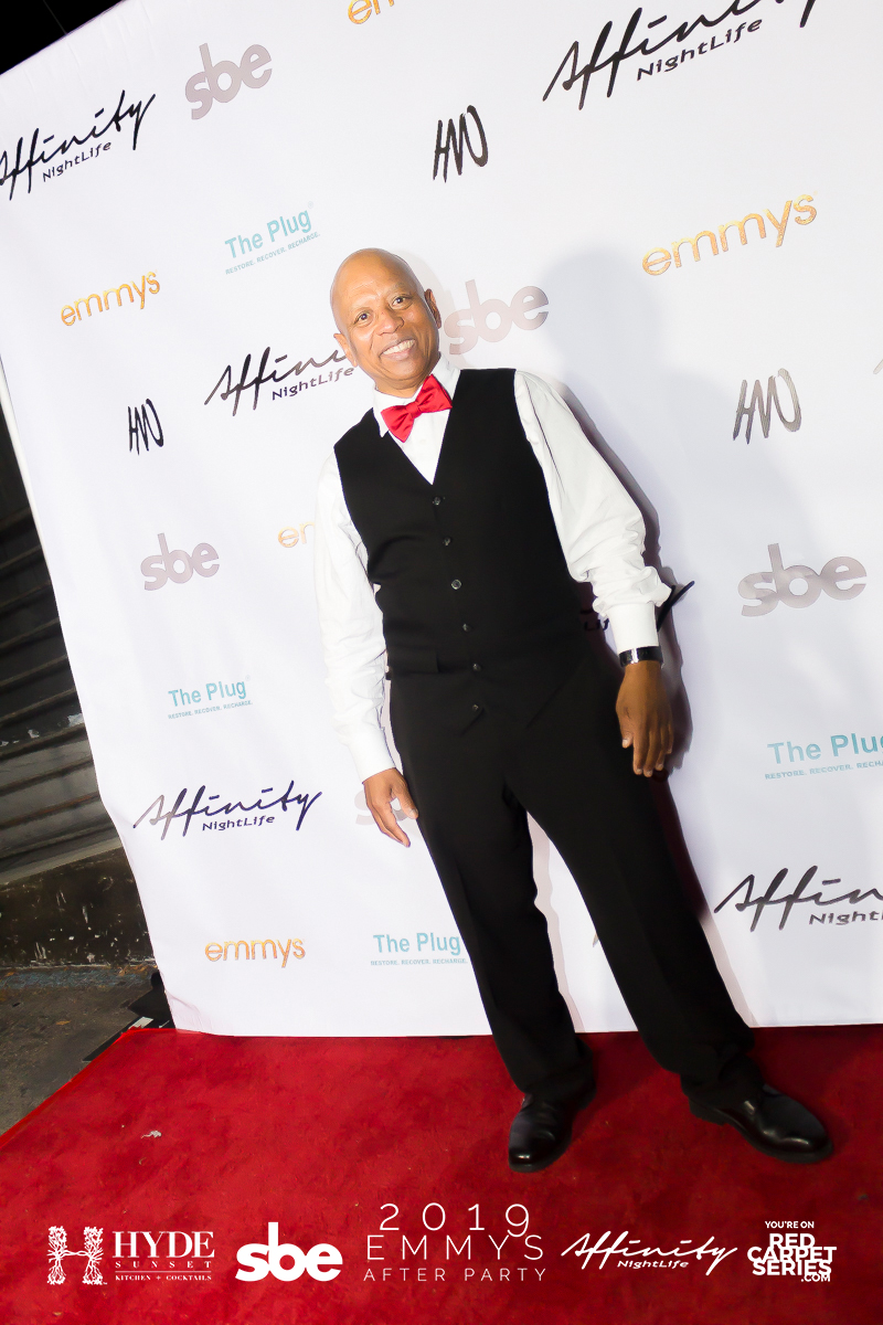 Hollywood Martial Artist Ewart Chin @ Hyde Sunset