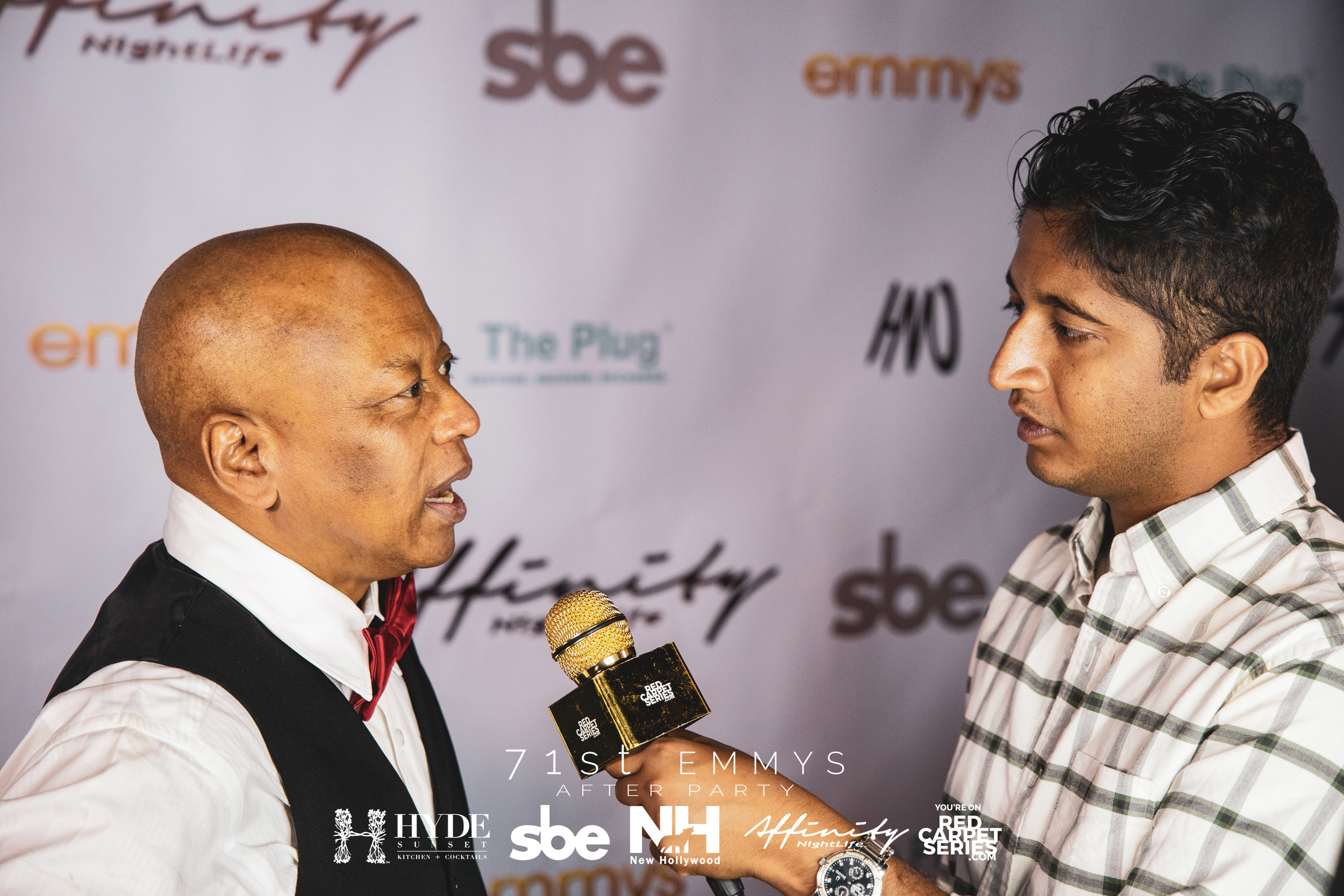 Ewart Chin Chats With New Hollywood