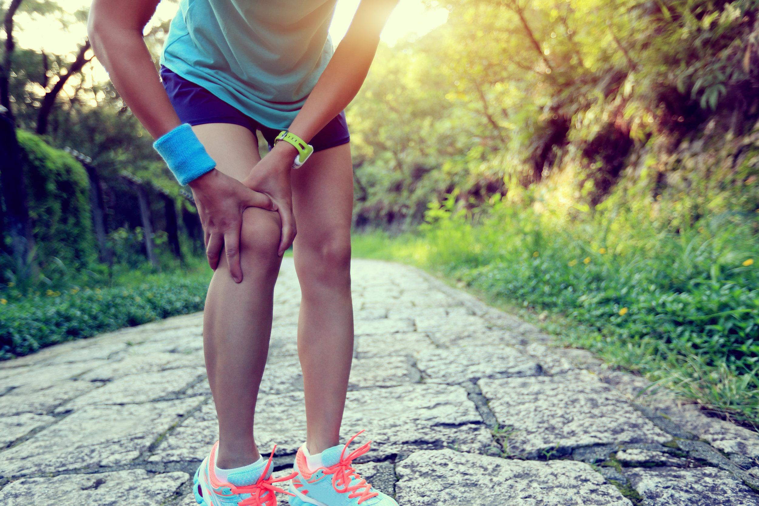 running injury knee