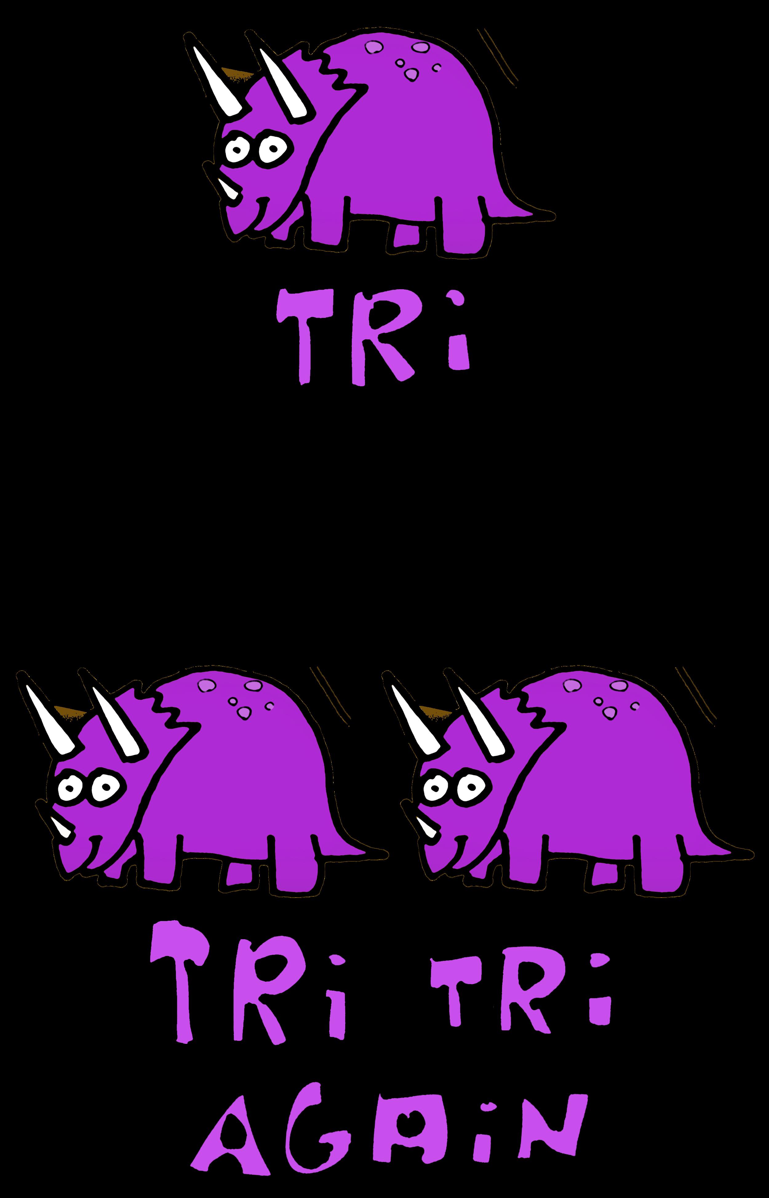 tri(ceratops), tri(ceratops) again