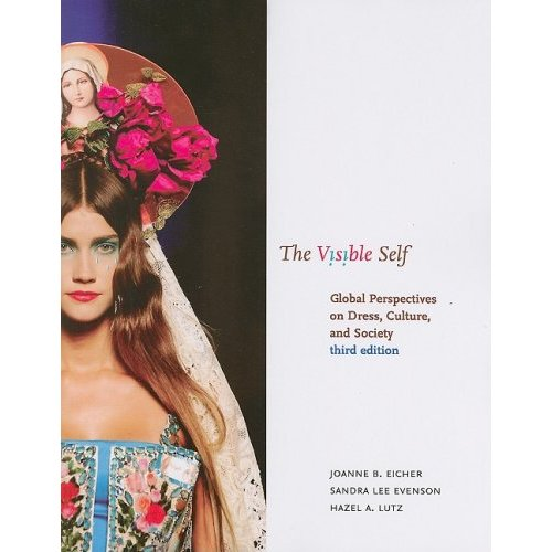 "Development Edit Book Project   The Visible Self  by Joanne B. Eicher (Michigan State University), Sandra Lee Evenson (University of Idaho), and Hazel A. Lutz, © 2007 Fairchild Books.   ""We could not have accomplished this task without the steady support of Robert Phelps, who carried our edits through with gentle probes for clarity.""   — Joanne B. Eicher, Sandra Lee Evenson, and Hazel A. Lutz"