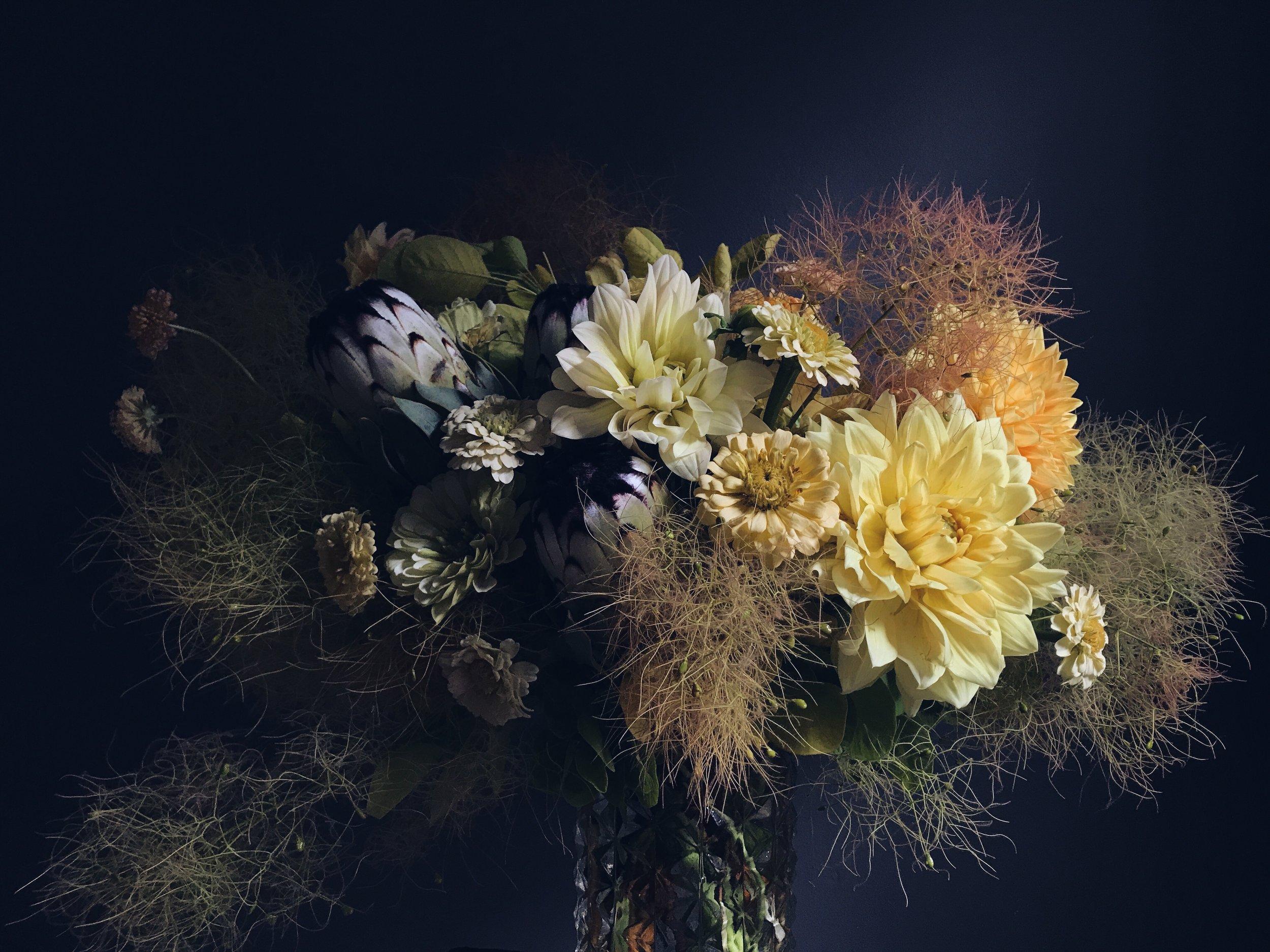 A Nashville florist with a passion for design.