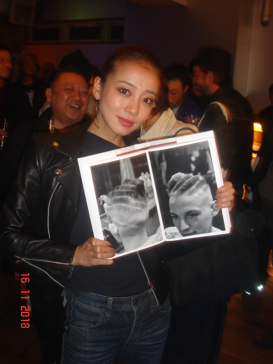 CUTS BOOK LAUNCH - HYSTERIC GLAMOUR, TOKYO