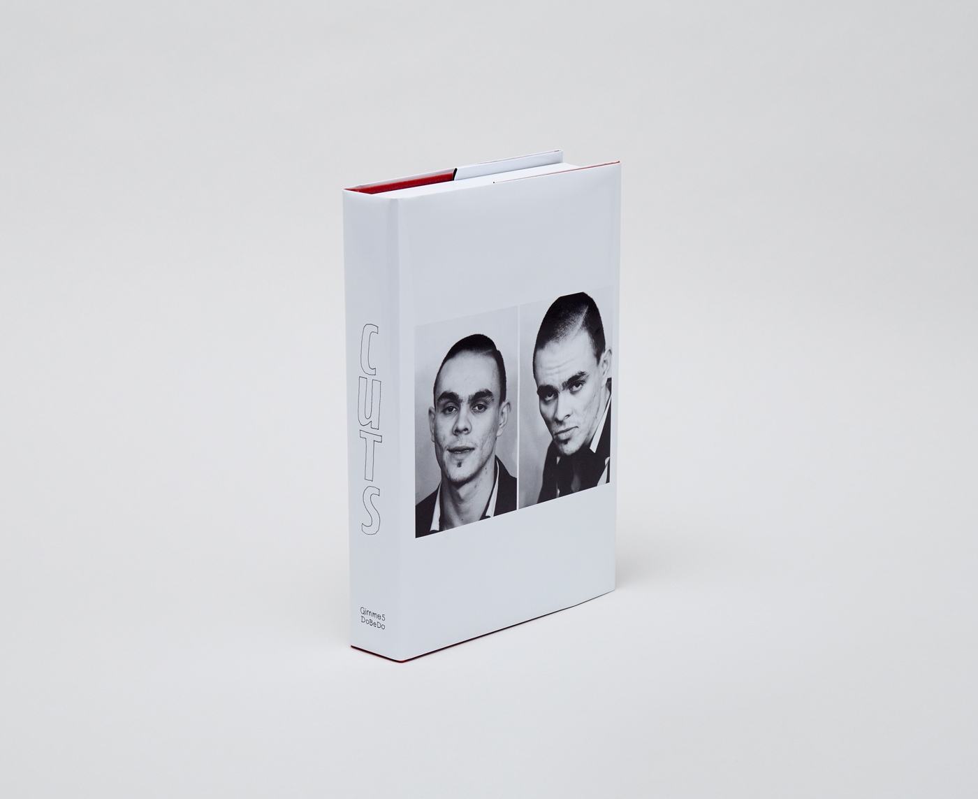 CUTS BOOK - SOLD OUT