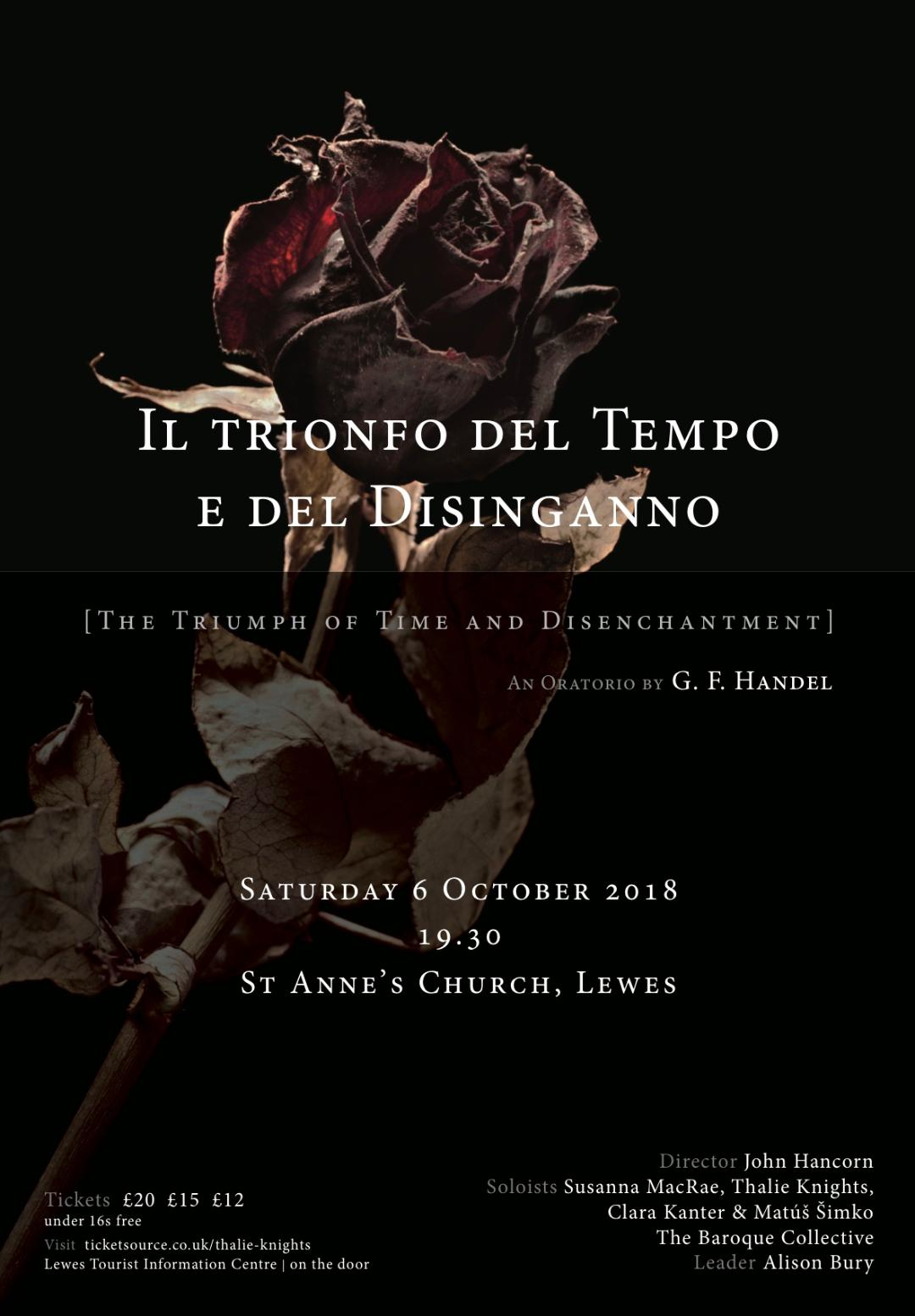 Poster - Il trionfo.jpg