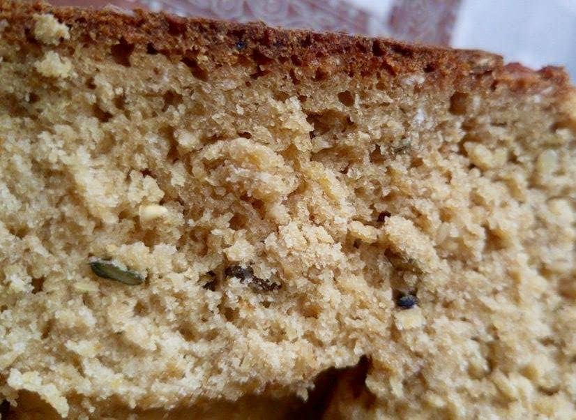 Vilmos kepta duona be gliuteno