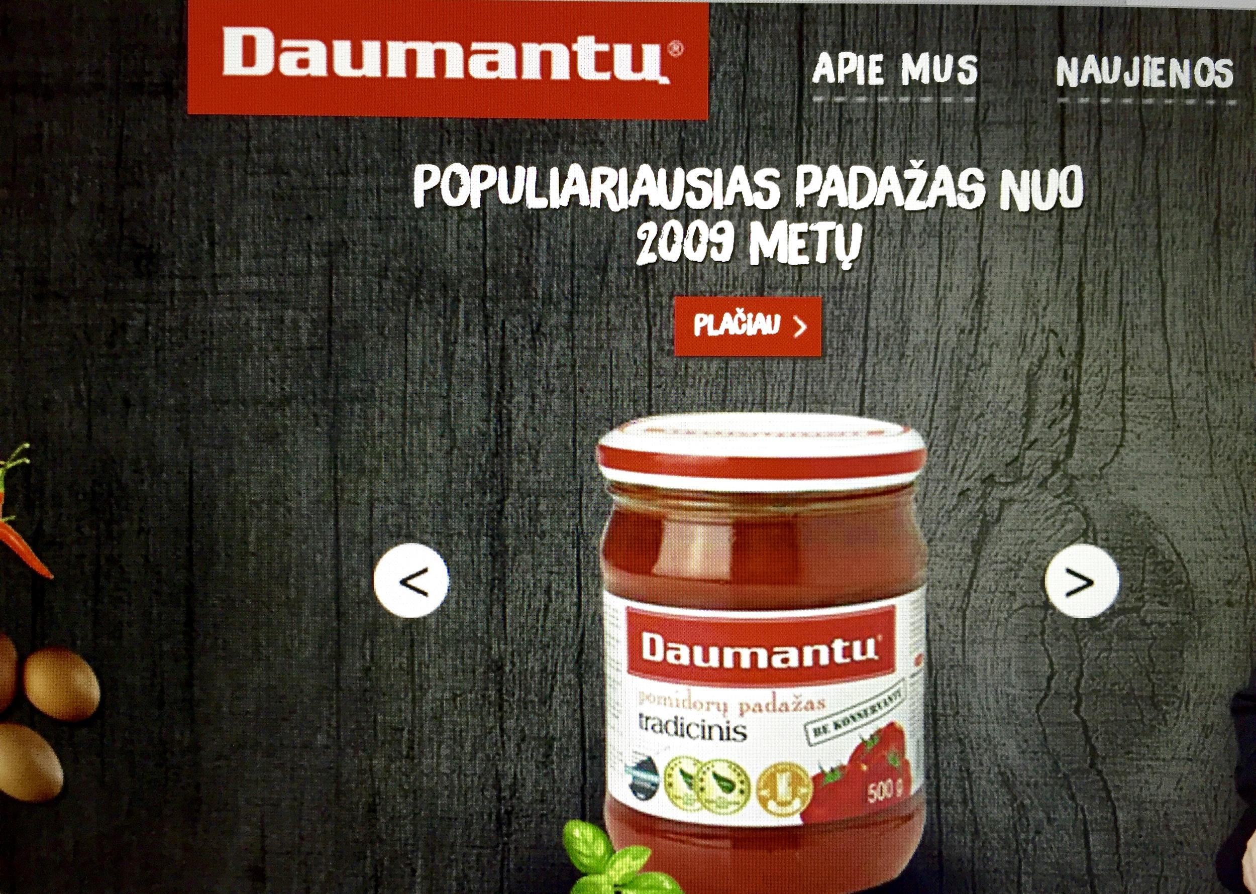 Nuotrauka iš www.daumantai.lt
