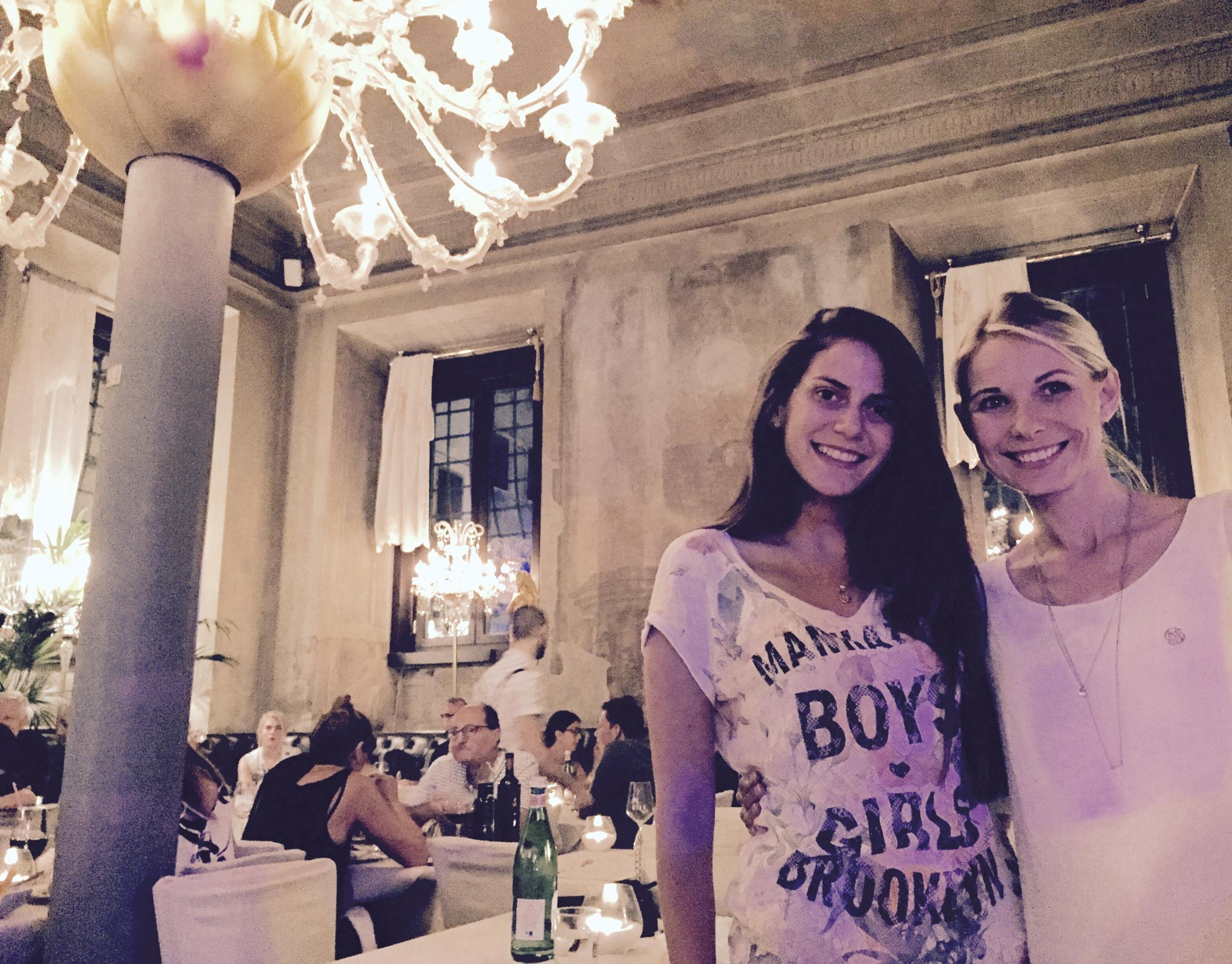 Nauja pažintis itališkame restoranėlyje su mergina,netoleruojančia gliuteno