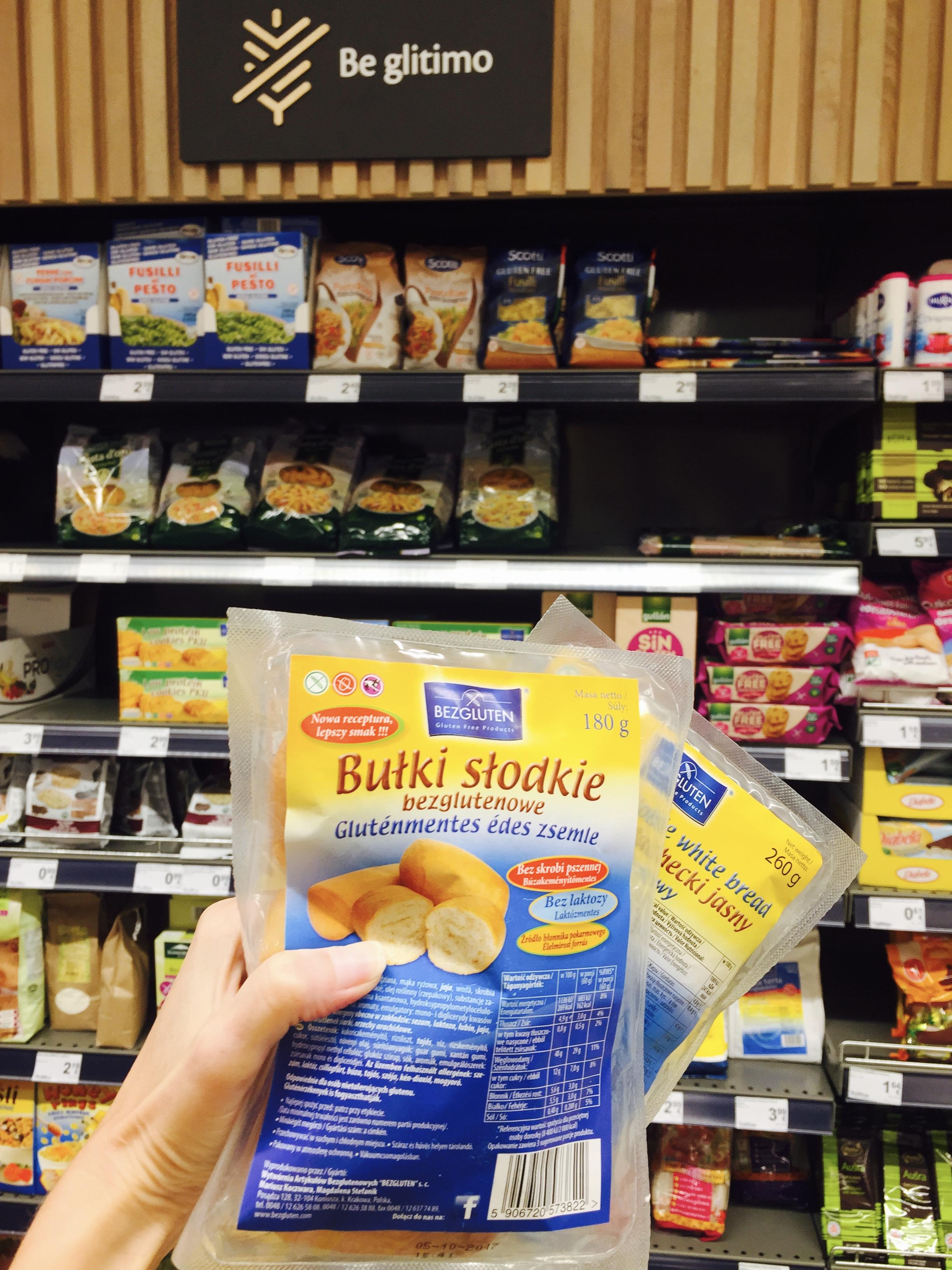 Bezgluten duona be gliuteno Maxima.jpg