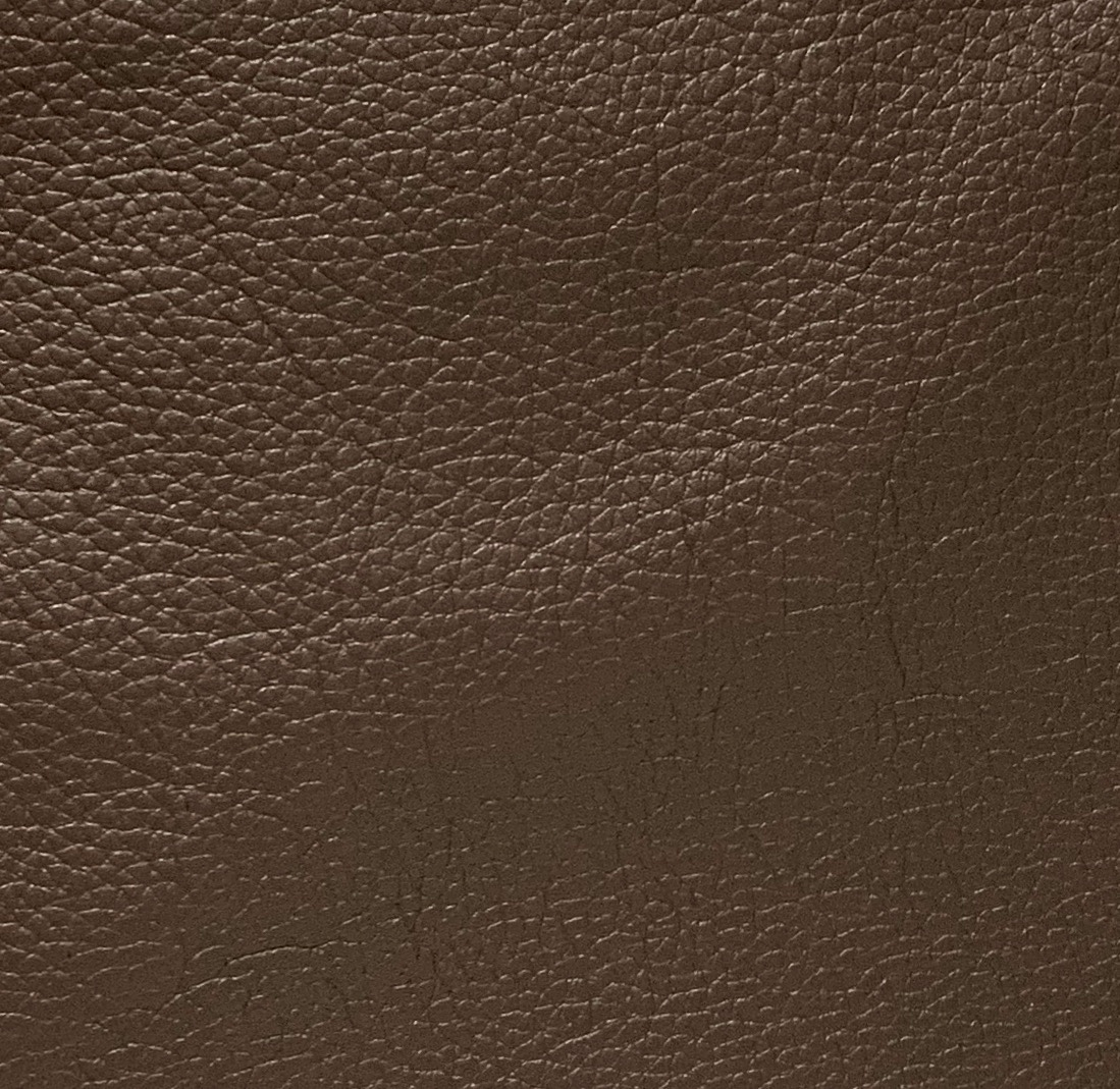 BROWN PEBBLE LEATHER