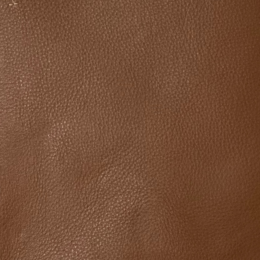 SOFT PEBBLE WISKEY LEATHER