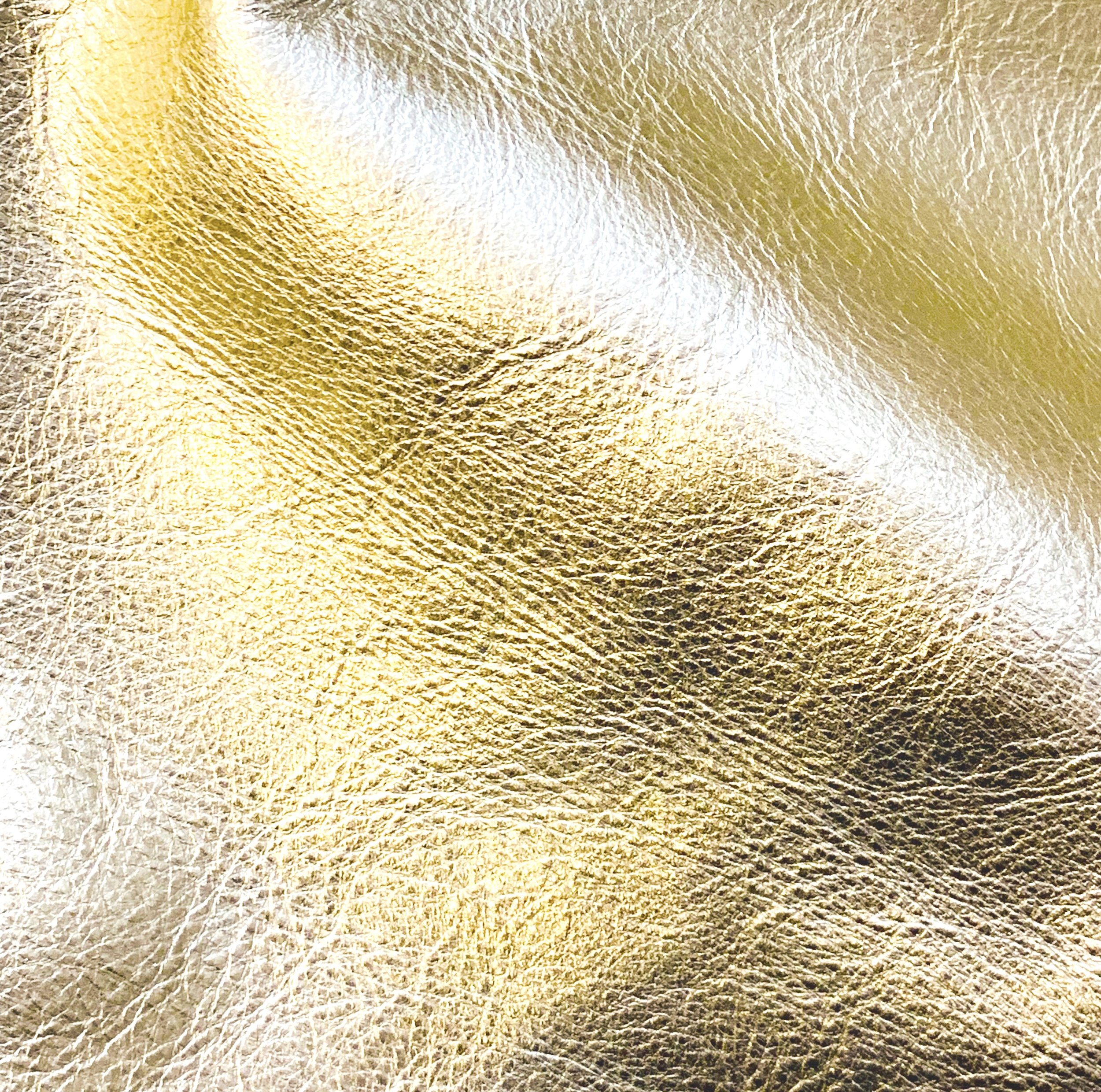 Copy of METALLIC GOLD LEATHER