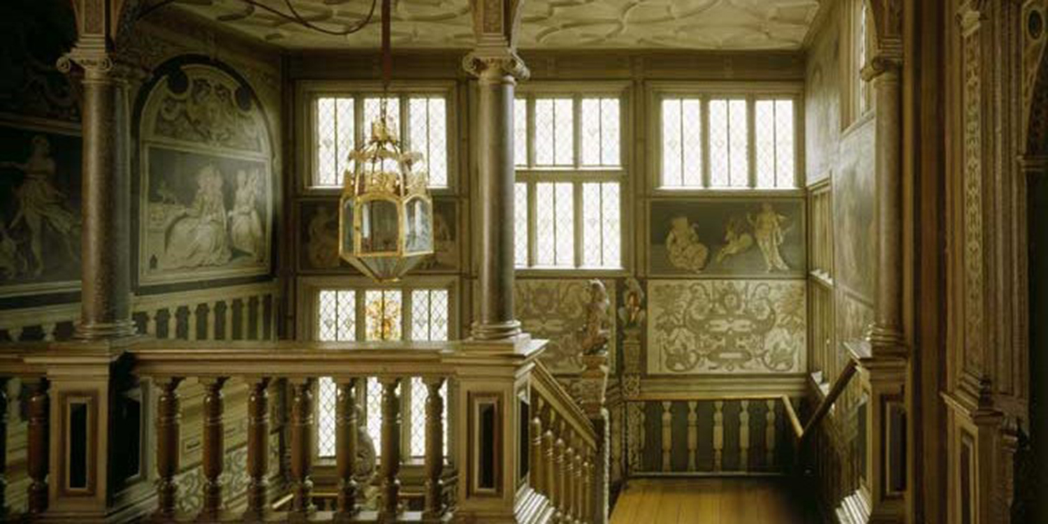 Kent: Knole House  (with Purcell)   Photographer: Andreas von Einsiedel (National Trust)