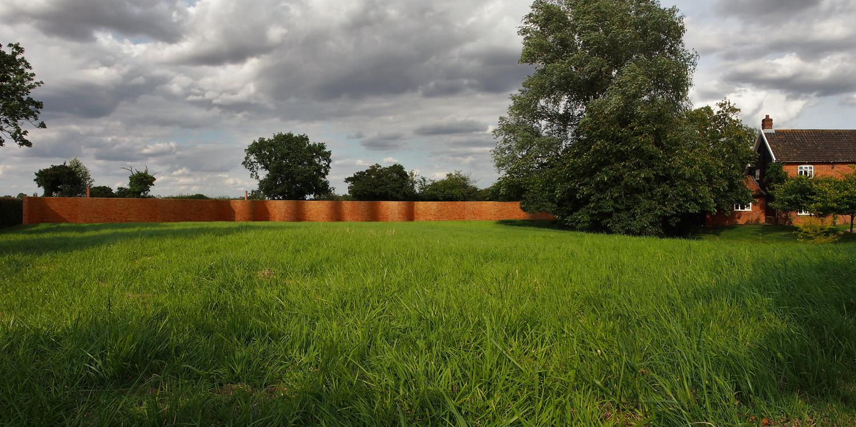 Monewden, Suffolk: Proposed Dwelling  Model: Paul Vonberg. Visualiser: Jonathan Pyecroft
