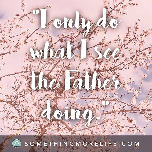 Jesus is perfect theology and we need to look to Him to see the will of God. #Jesus #somethingmorelife #theology #healing #blogging