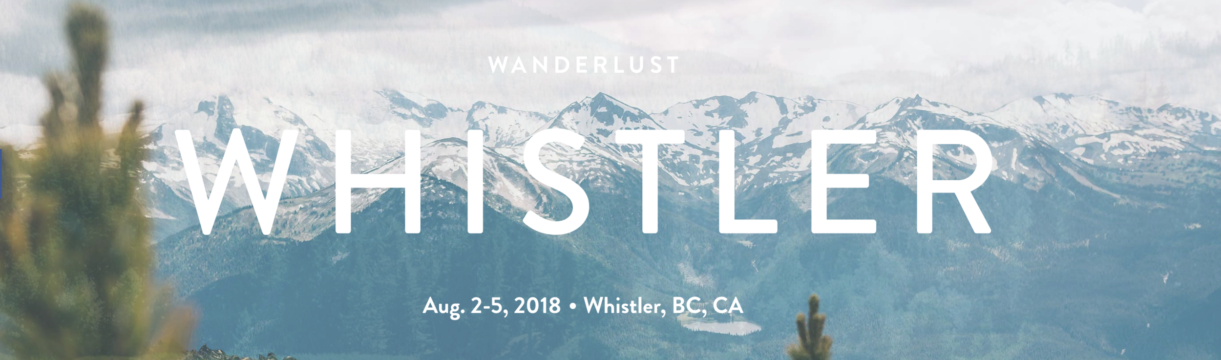 Come by our booth at Wanderlust Whistler or join us for our Talisman-making Workshops! Sandy will be offering in-person astrology readings as well - see you soon ;)