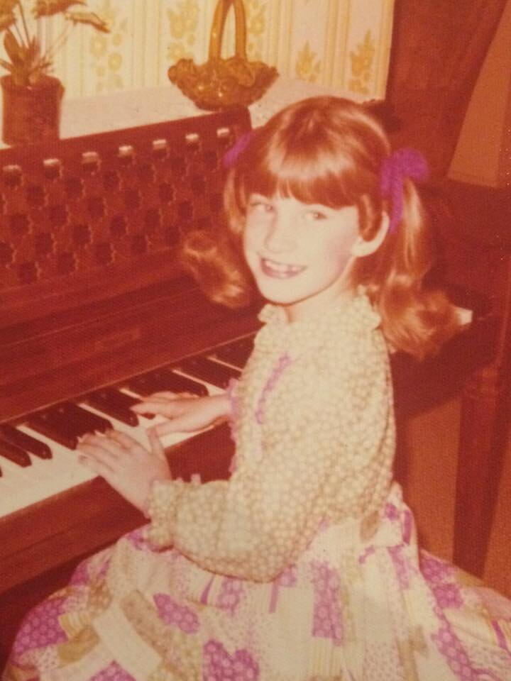 As a child, I was shy and speech was difficult for me. When I met my piano, my new 'best friend,' the music just came. It was the language I could speak, giving meaning to what was in my heart and mind. -