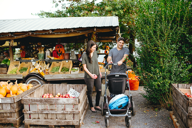 Maple Acres Farm Market family portraits