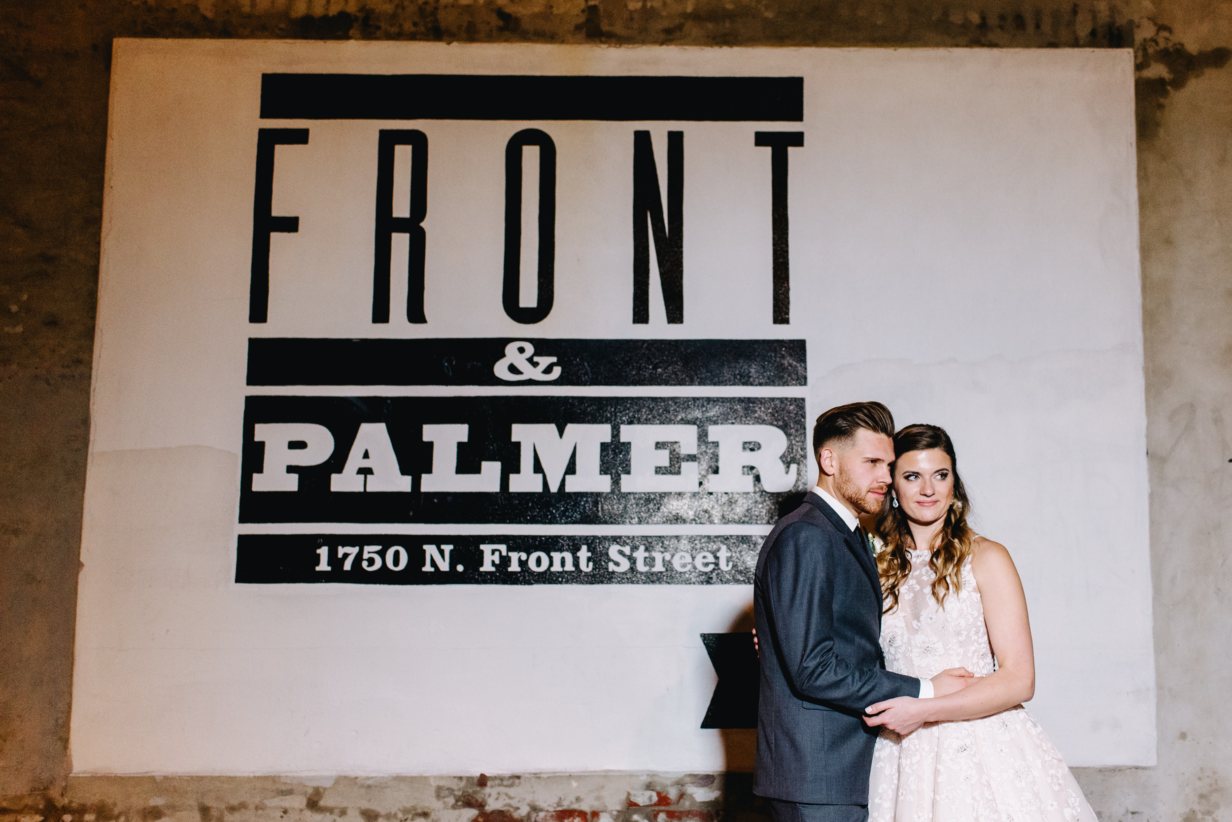 Front and Palmer Wedding