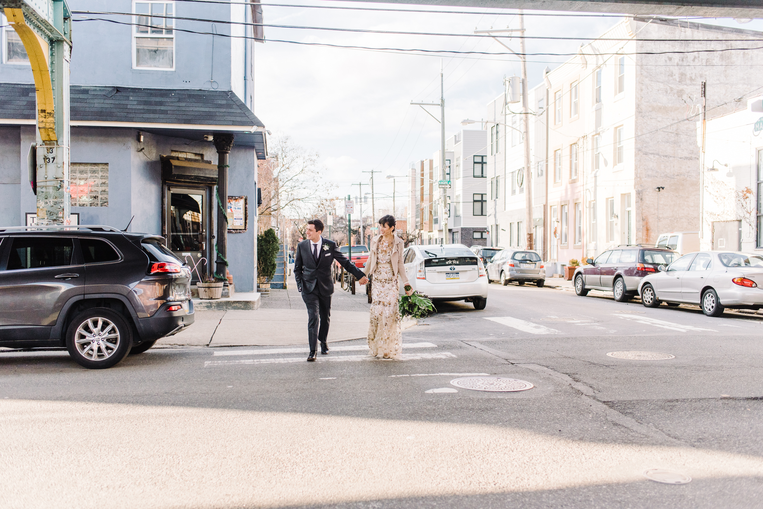 Front & Palmer Wedding