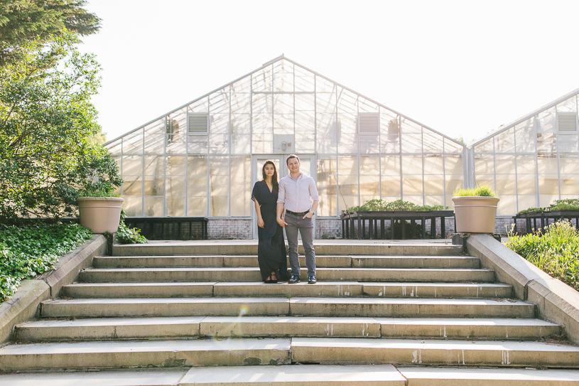 Fairmount Park Horticulture Center Engagement