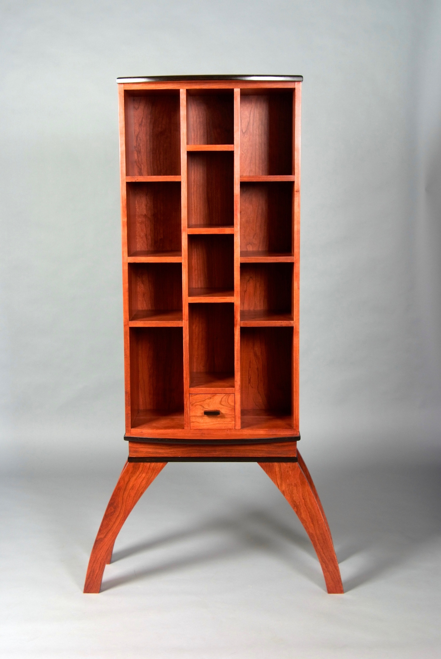 Cherry Book Case