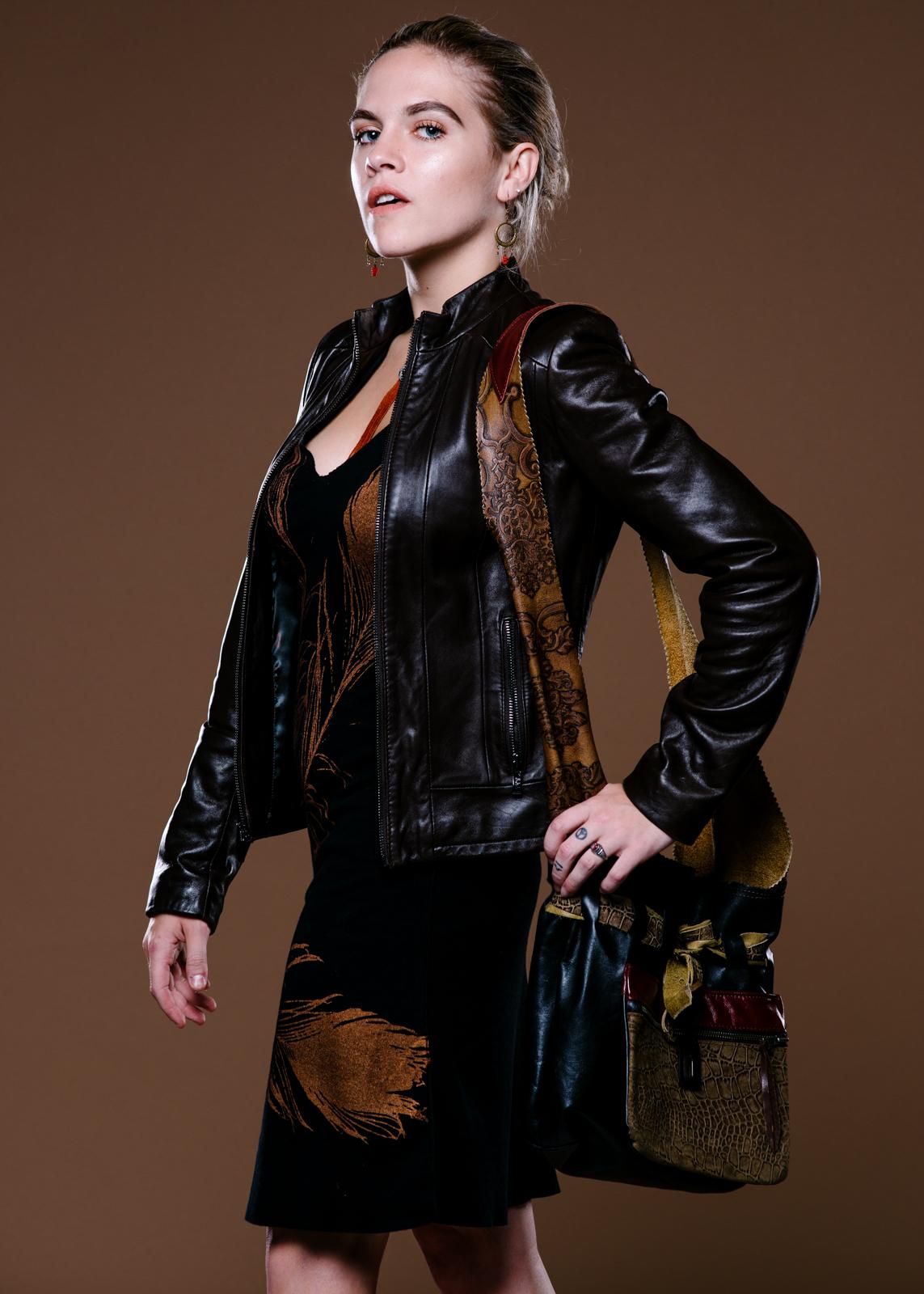 model:  Ivy Hawkins