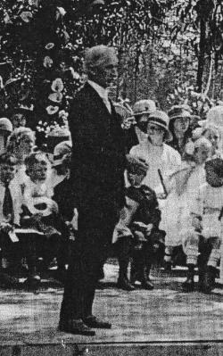 Rev. W.R. McKnight