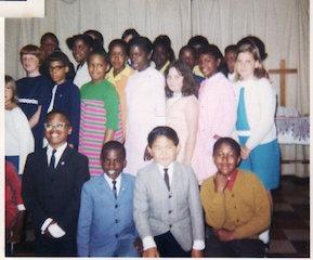 Ingleside Sunday School - 1966