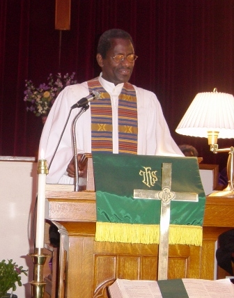 Rev. Roland Gordon