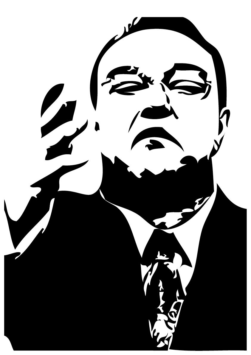 """D UBS im Stimmigs-Dief, d Kunde sinn uff und drvoo.   """"No drey Monet"""", dänggt dr Grübler, """"und au yych bi nümme doo.""""   Nur d Skulptur vom Giacometti loot in lächle in dr Noot,   """"Au bi ihm bruchts hundert Kischte für ei Maa wo goot."""""""