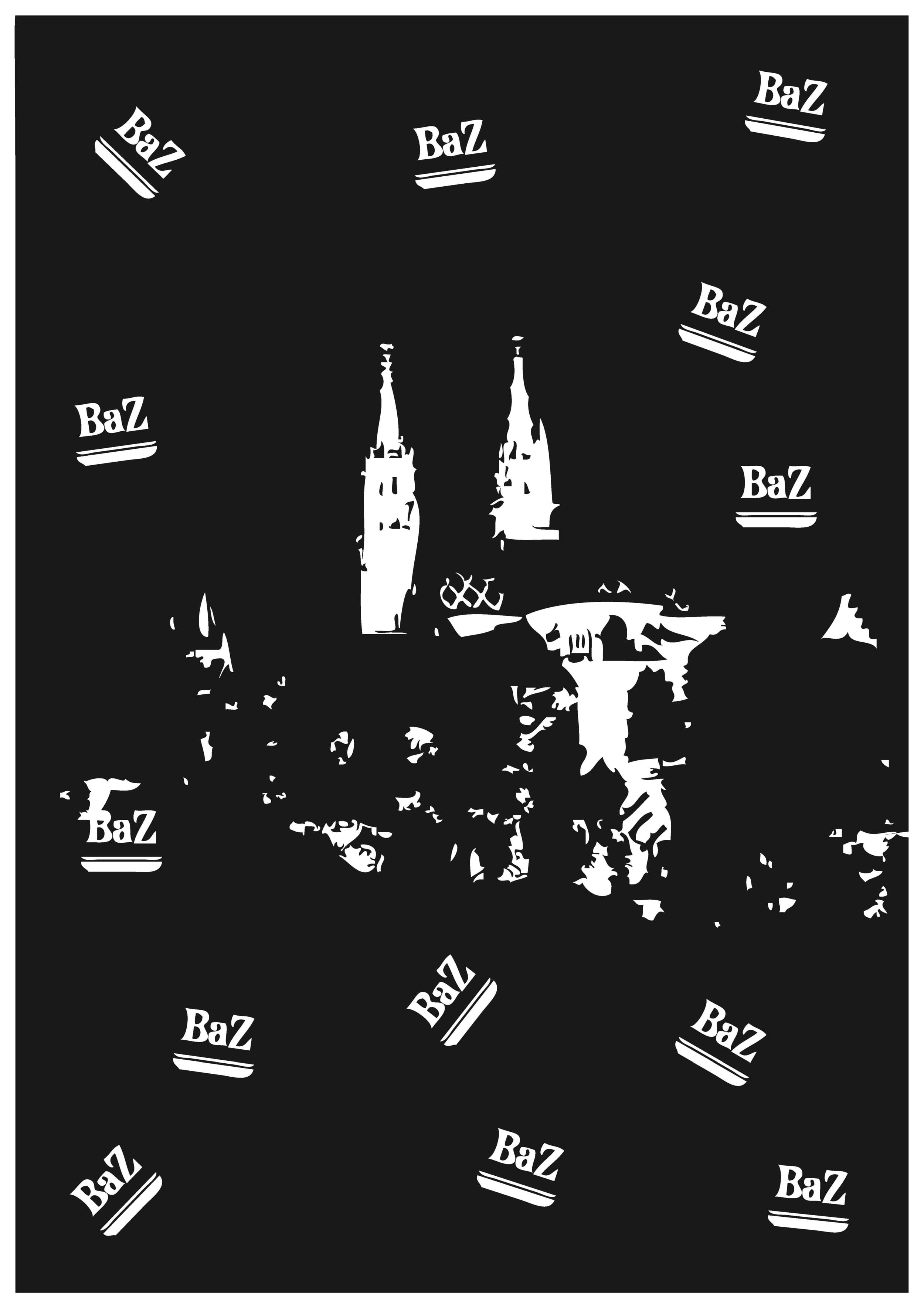 """Zum s Befinde uusefinde het jetzt d BaZ en Umfroog gmacht:   """"Hänn si Angscht? Am Claraplatz? Im Tram? Bi Tag? Oder bi Nacht?""""   S Ergäbnis isch für d BaZ prekär, well d Helfti antwortet mit Pfiff:   """"Ich ha Angscht dass y dr Markus Somm im Dunggle driff."""""""