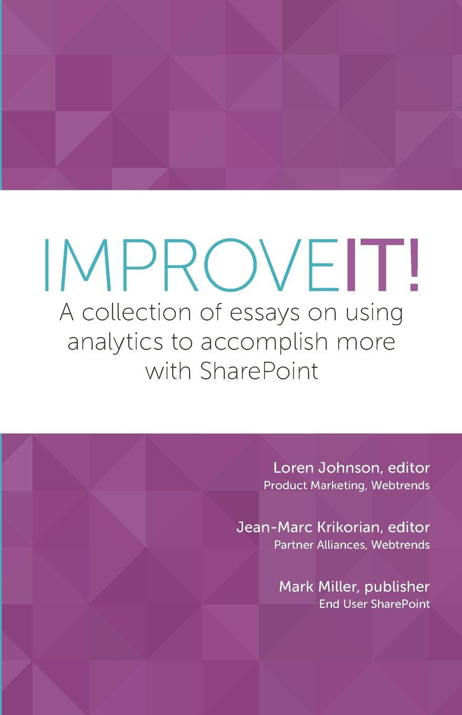 ImproveIT Book Cover