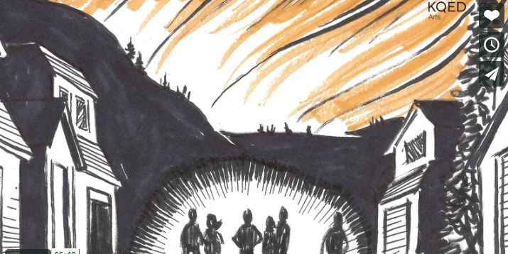 KQED Arts & Santa Rosa cartoonist Brian Fies beautiful and heartbreaking video