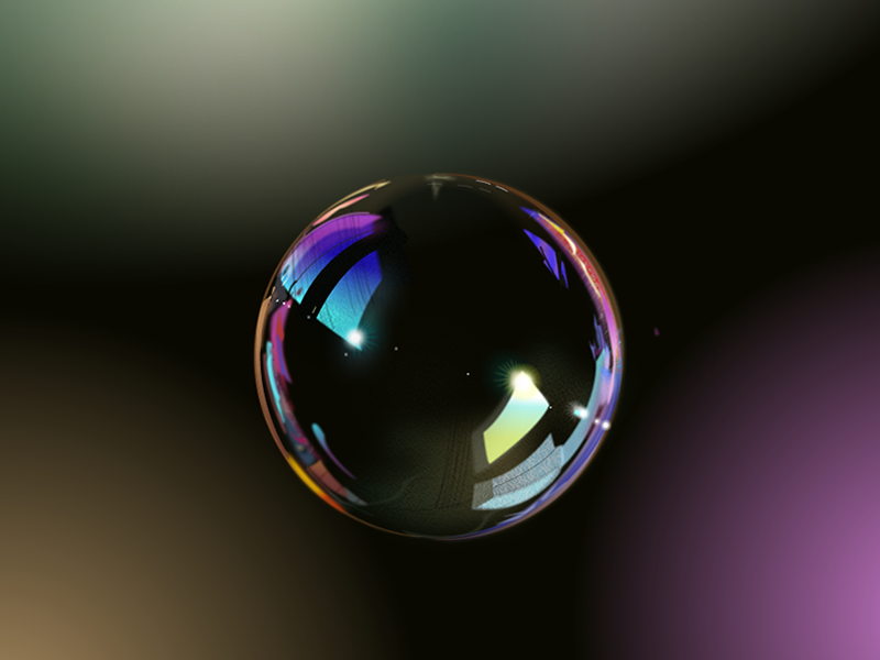 a ball of gas