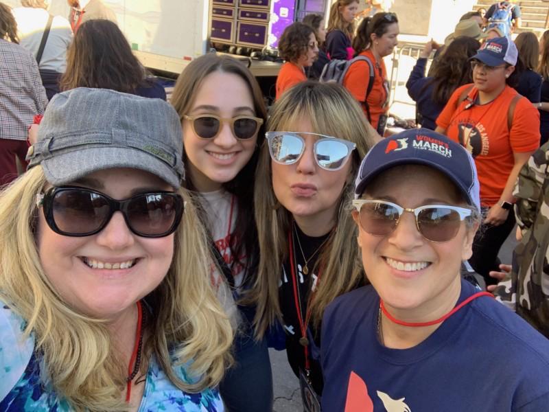 Women who inspire me, Women's March 2019