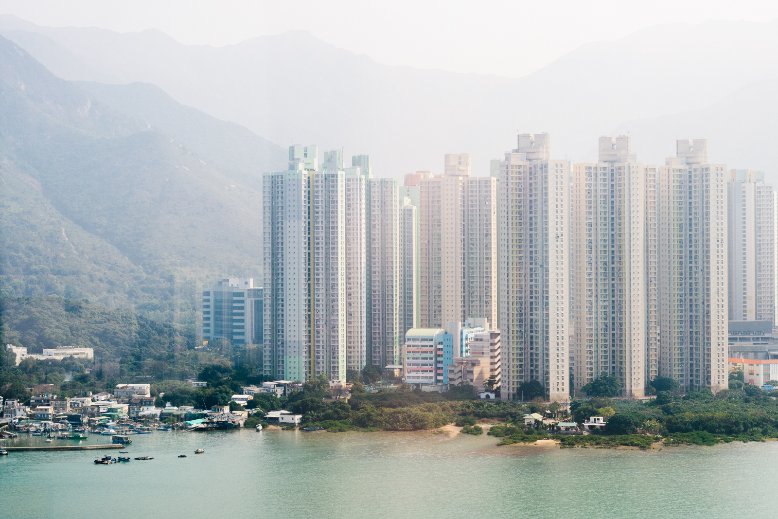 HONG KONG + SINGAPORE