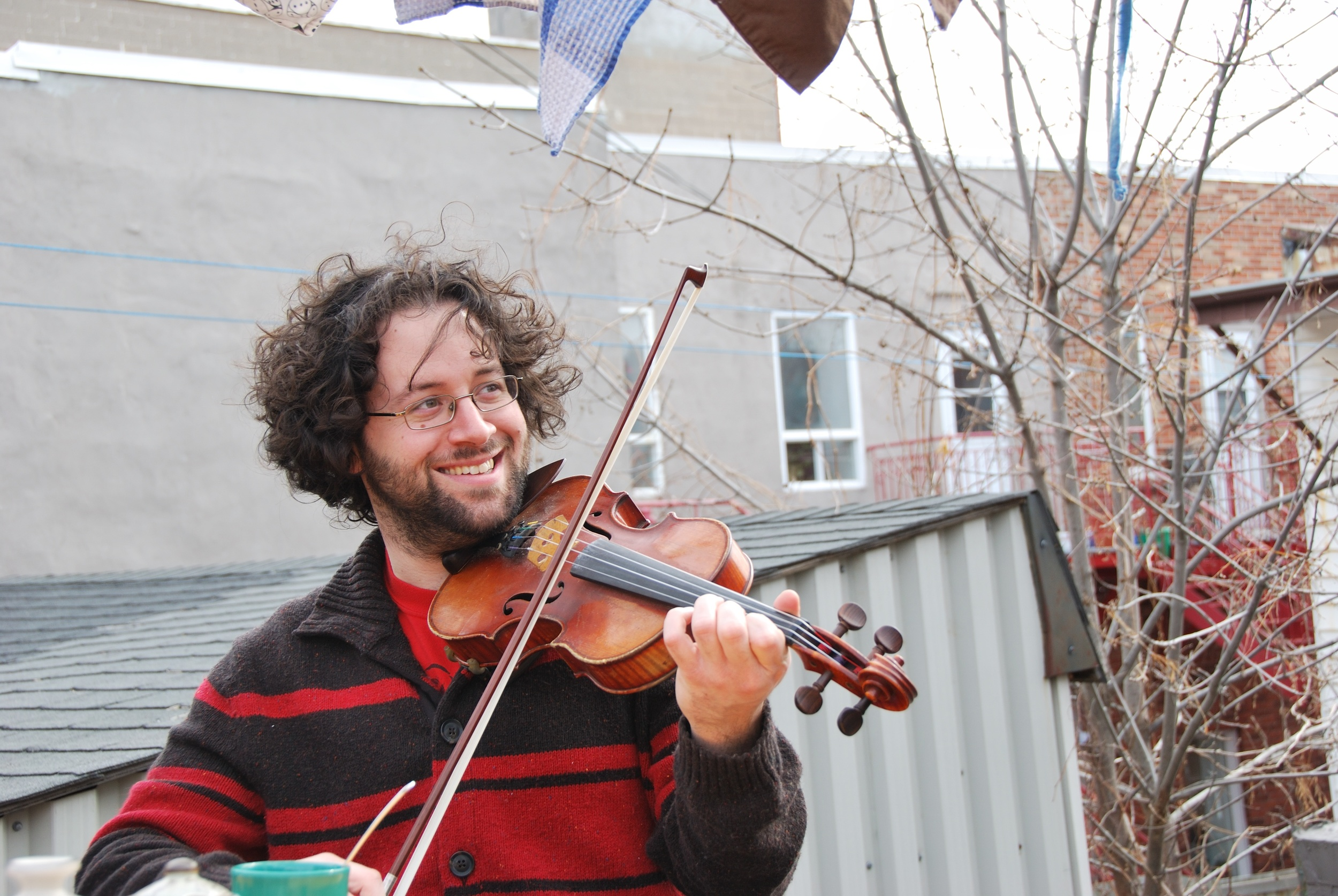 DAVID BOULANGER   Fiddle | Social Dance | Quebecois Traditional Music Workshop