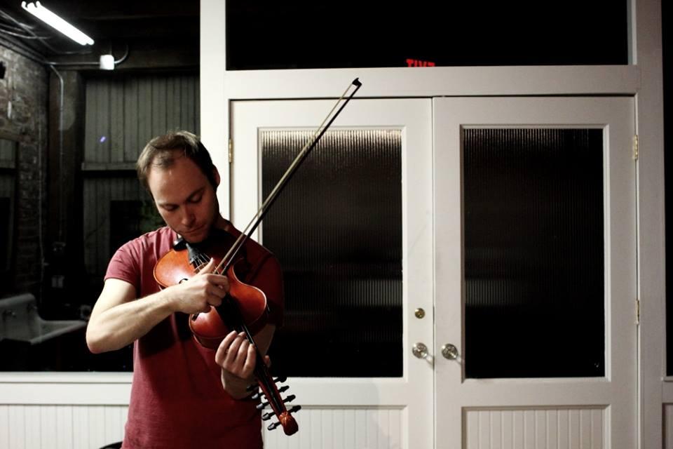 CLEEK SCHREY   Fiddle | Composition | Irish Music Workshop