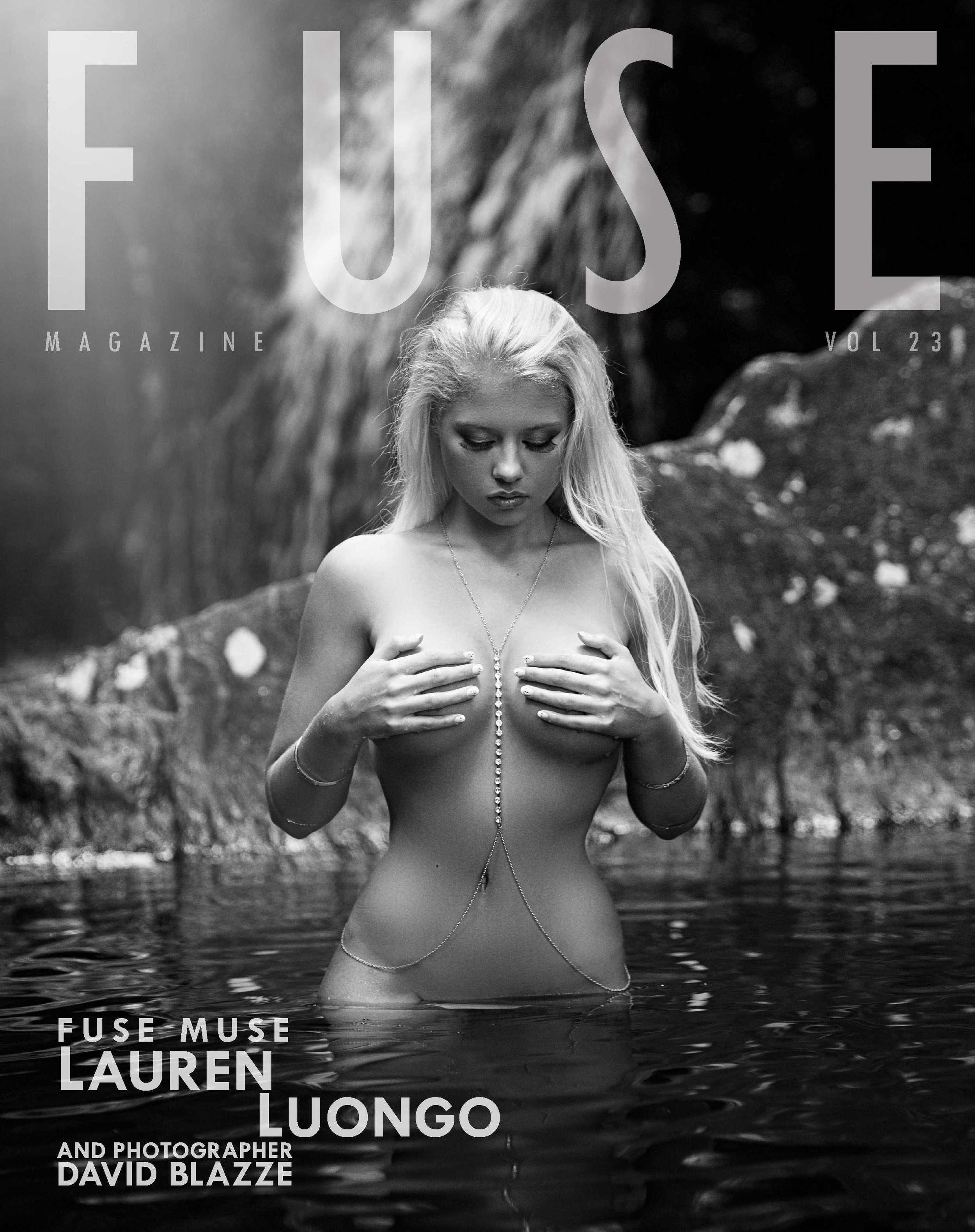 Cover of Fuse Magazine Volume 23