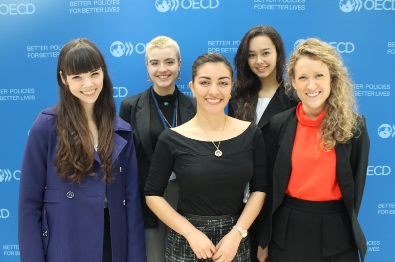 GLOBAL VOICES 2016 OECD FORUM DELEGATION