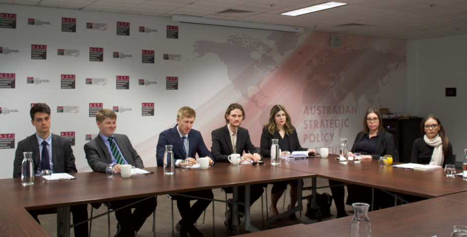 Australian strategic policy institute roundtable