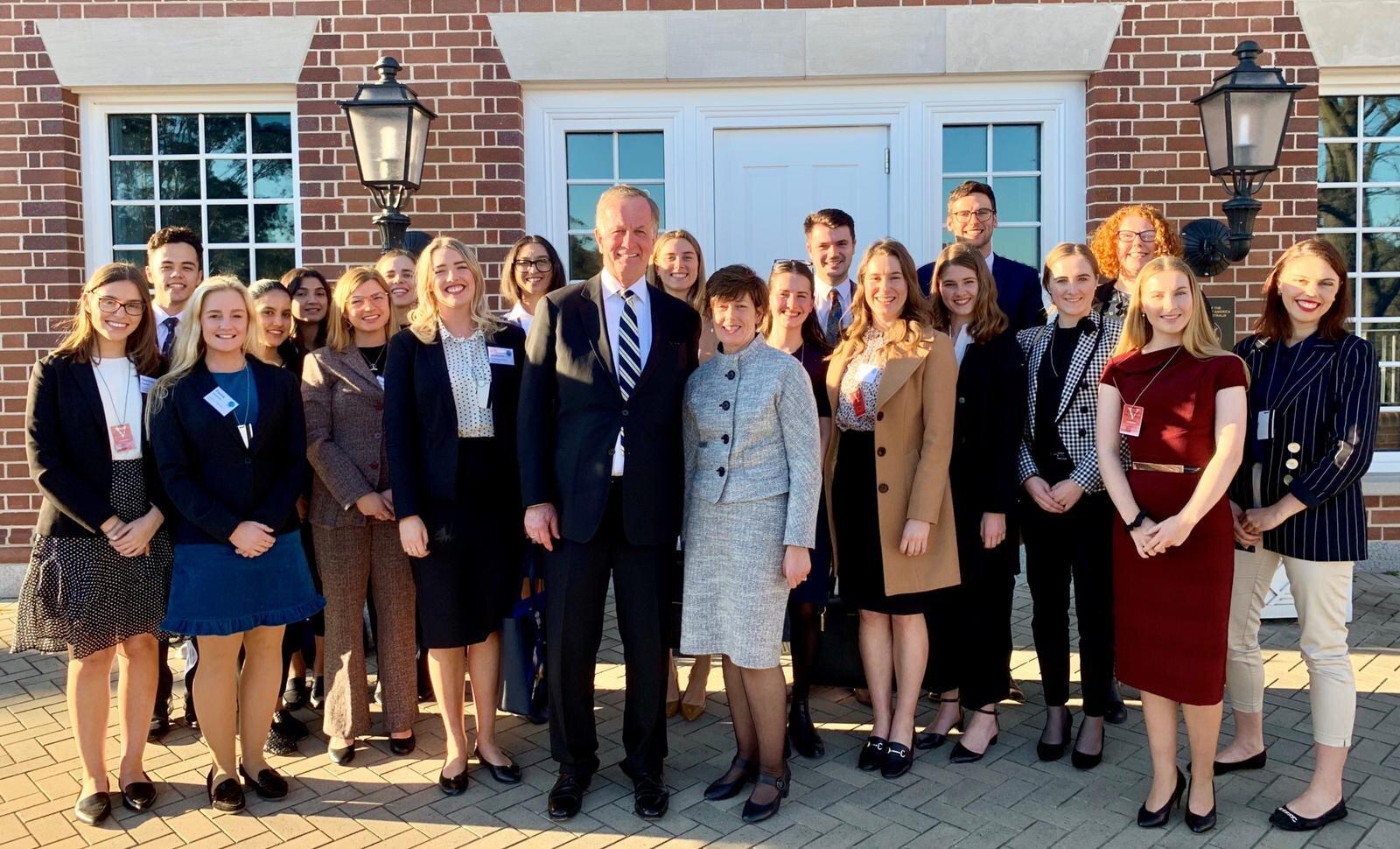 US Ambassador - Culvahouse Jr - Sem 2 2019 Scholars and Staff.jpeg